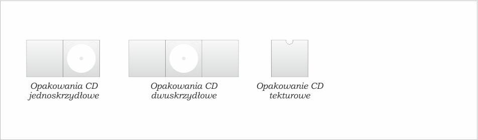 opakowania cd