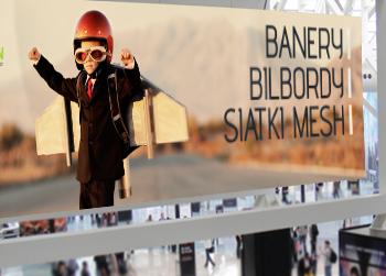 Banery reklamowe Stargard