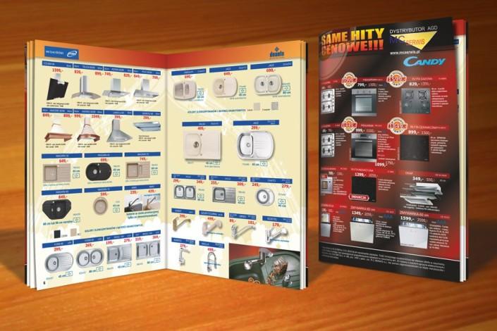 reklama stargard katalogi reklamowe broszury gazetki