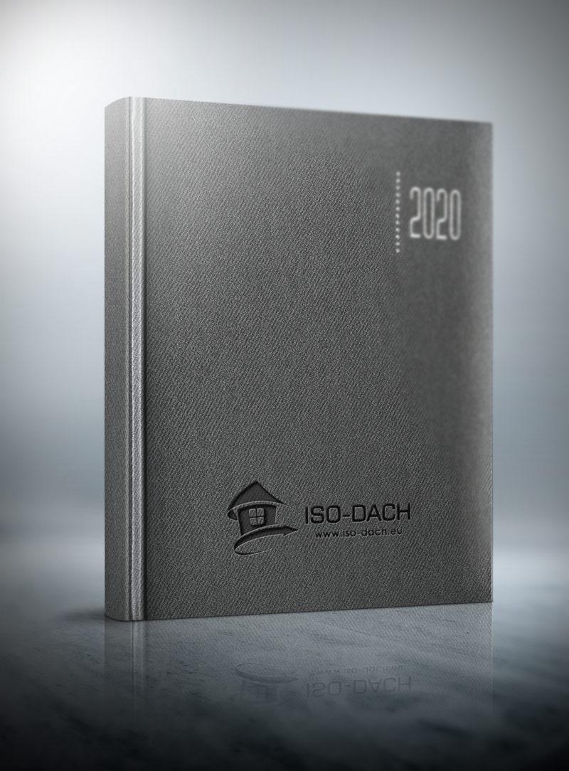 Kalendarze książkowe A5 ISO-DACH
