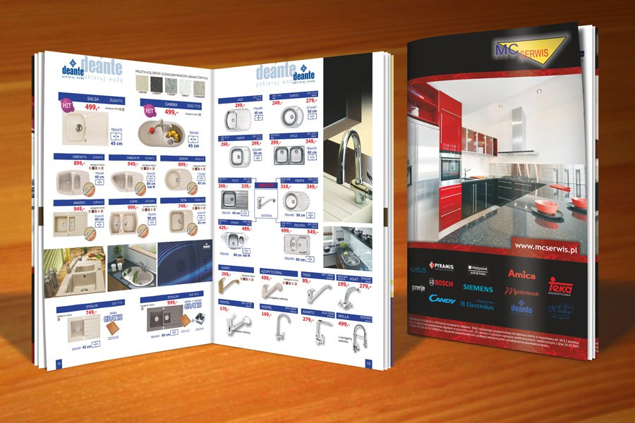 Katalogi Szczecin