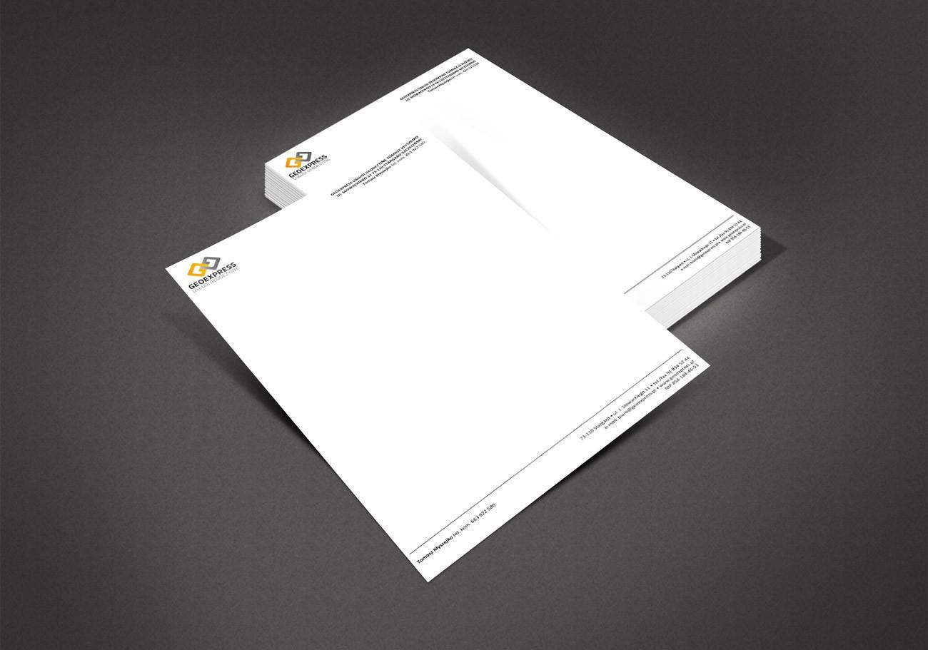 Papier firmowy Goleniów
