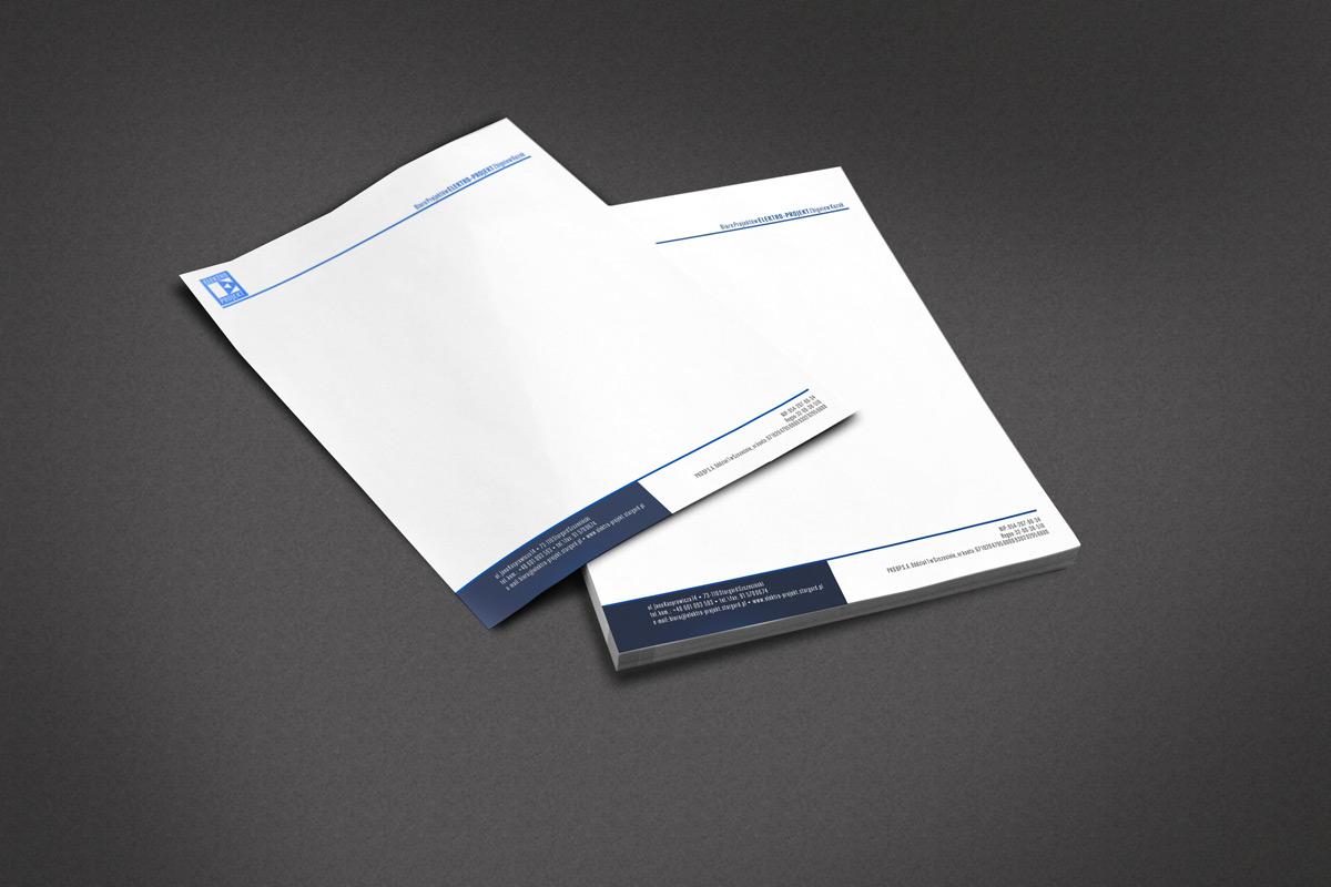 Papier firmowy Stargard