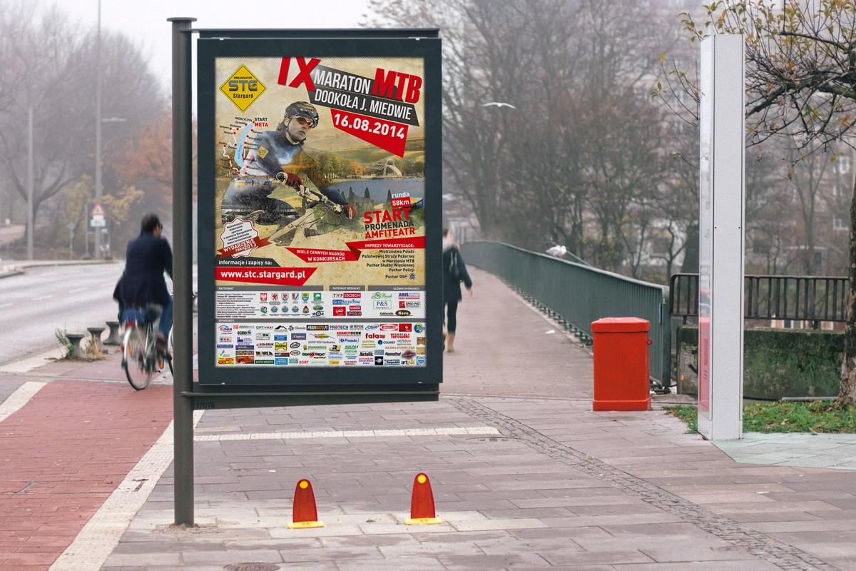 Plakaty Szczecin STC
