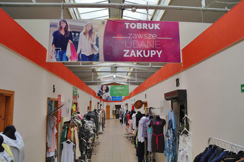 Tablice reklamowe Stargard - Tobruk Szczecin