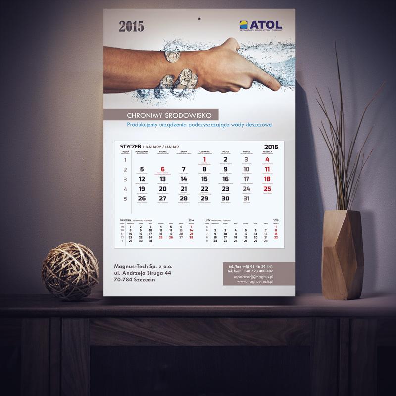 Kalendarze Stargard