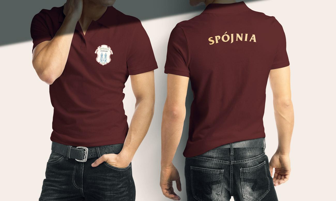 Koszulki polo Spójnia