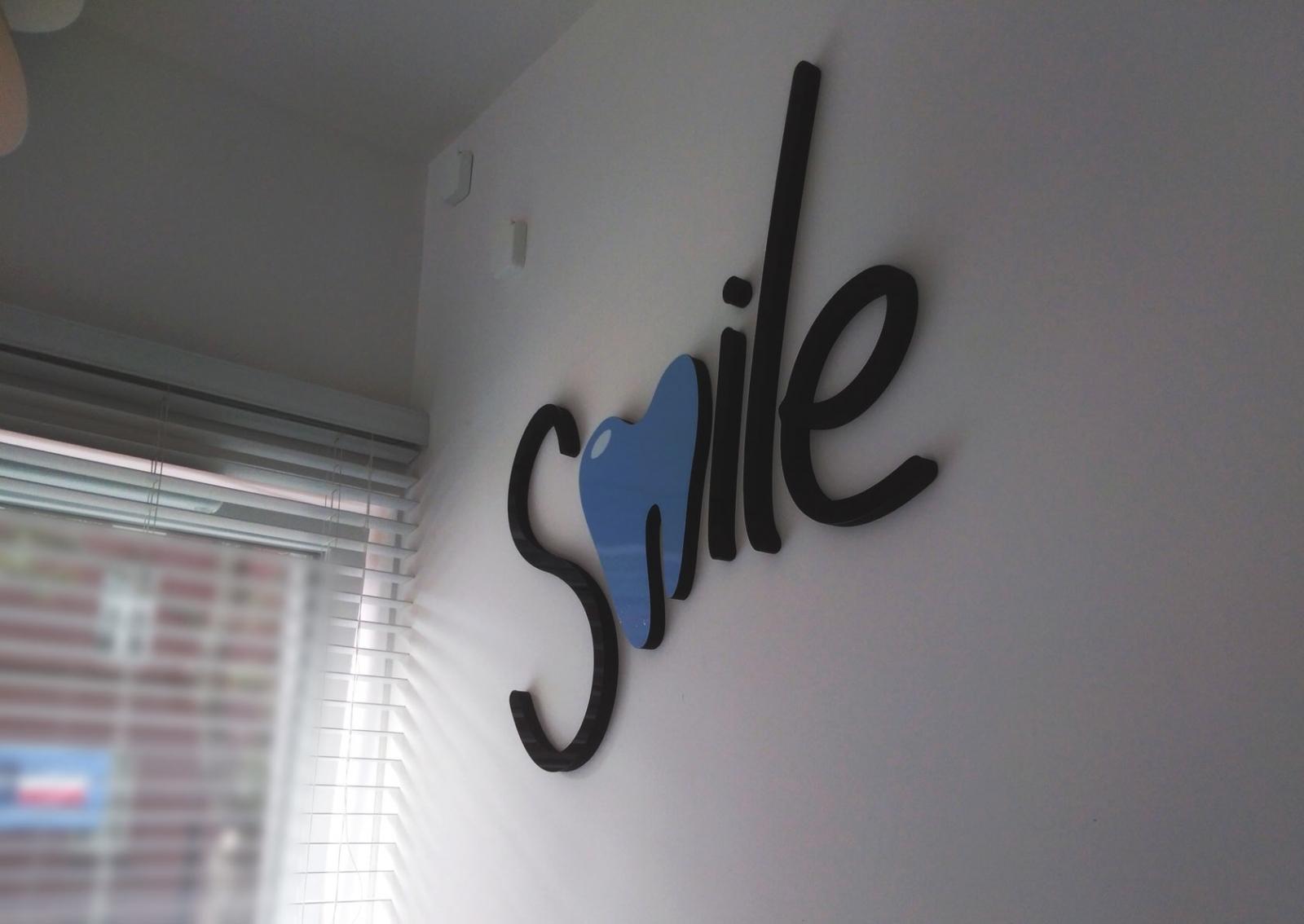 Logo 3D - Smile