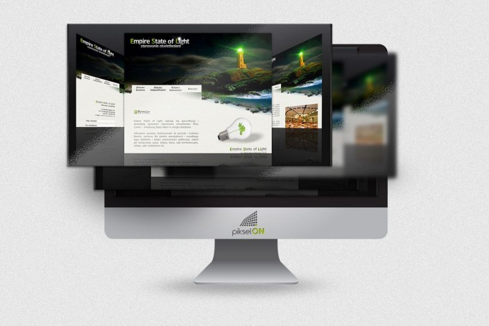 Projektowanie stron internetowych Stargard