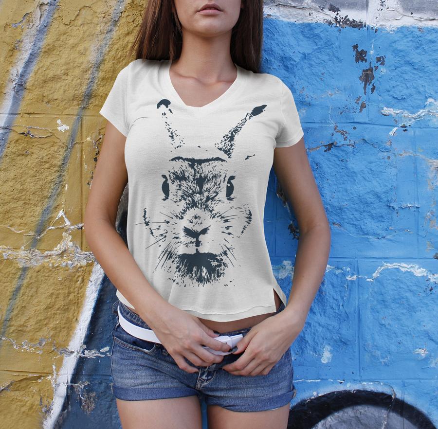 Fajne koszulki z nadrukiem