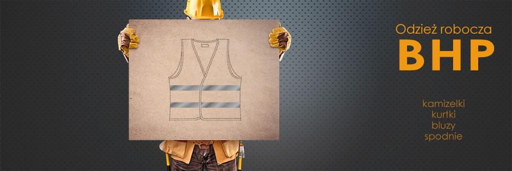 Odzież robocza BHP Stargard