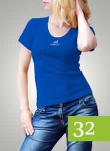 Koszulki z nadrukiem, kolor 32