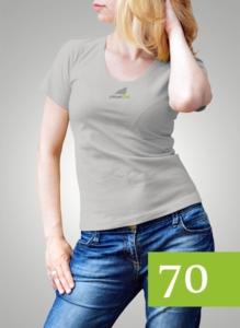 Koszulki z nadrukiem, kolor 70