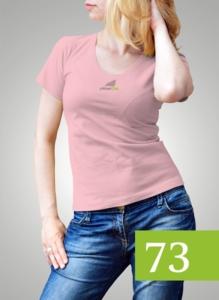 Koszulki z nadrukami, kolor 73