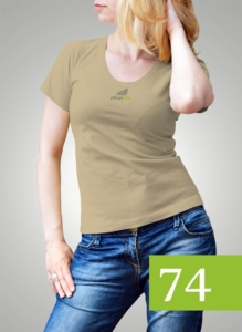 Koszulki z nadrukami, kolor 74