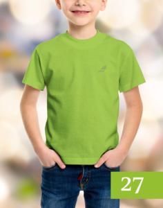 Koszulki dziecięce: kolor 27