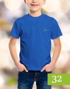 Koszulki dziecięce: kolor 32