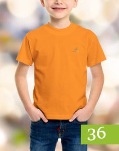 Koszulki dziecięce: kolor 36