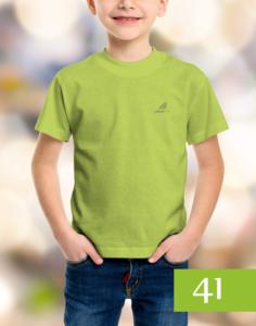 Koszulki dziecięce: kolor 41
