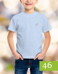 Koszulki dziecięce: kolor 46