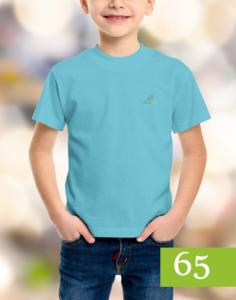 Koszulki dziecięce: kolor 65