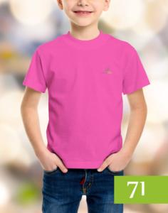 Koszulki dziecięce: kolor 71