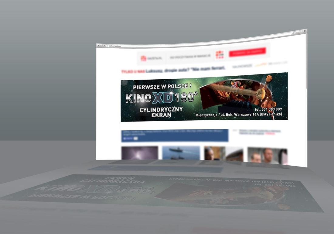 banery na strony www
