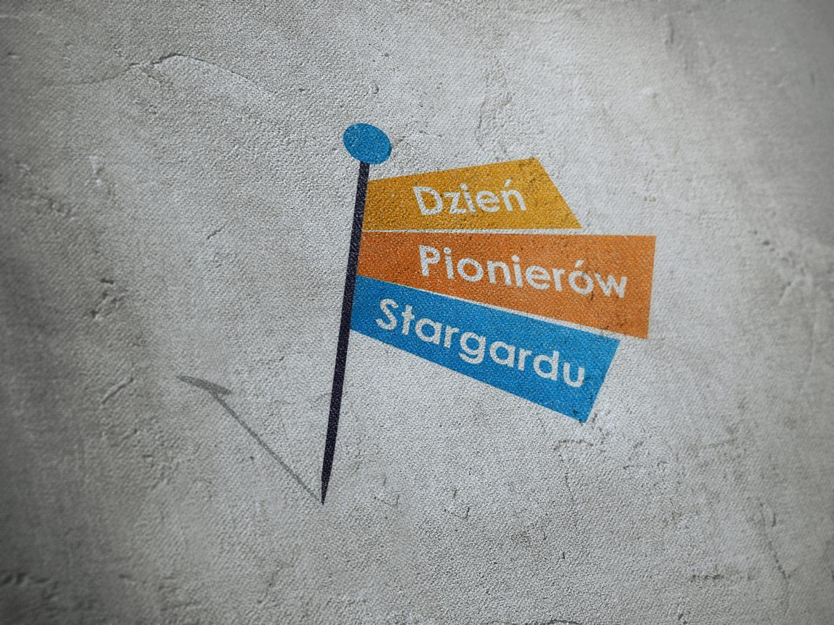Dzień Pionierów Stargardu Logo