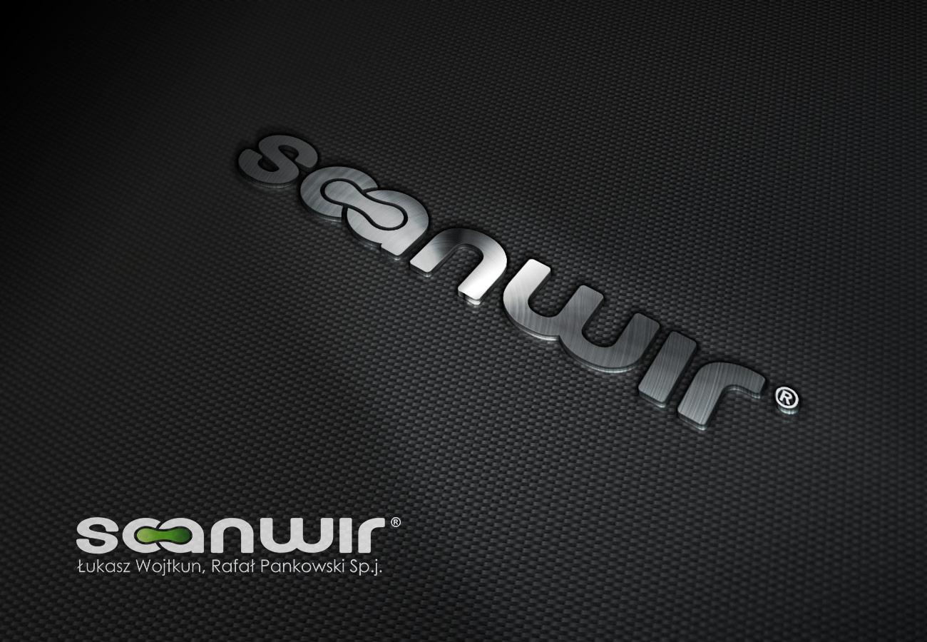 Scanwir logo
