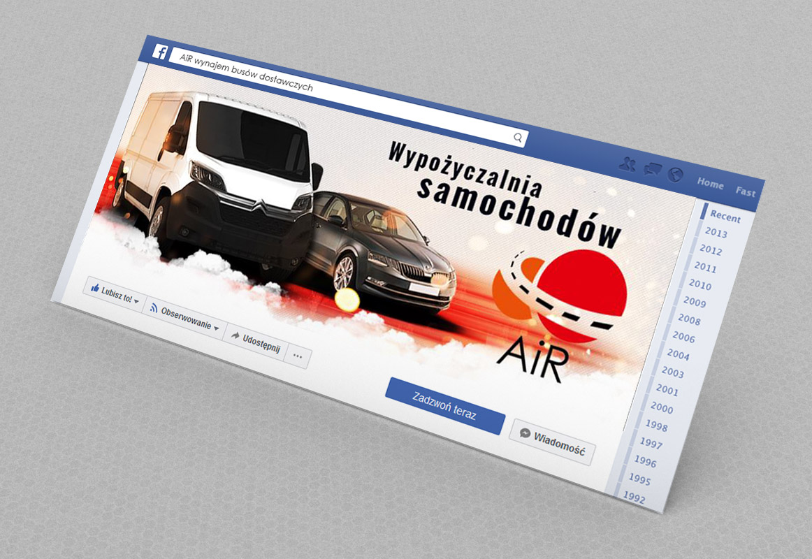 Banery na FB AiR Stargard
