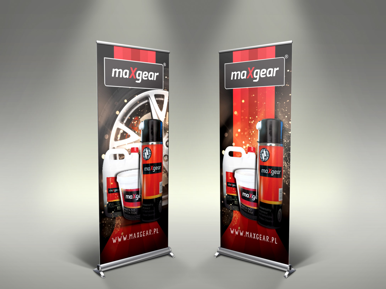 Rollup MaxGear Stargard