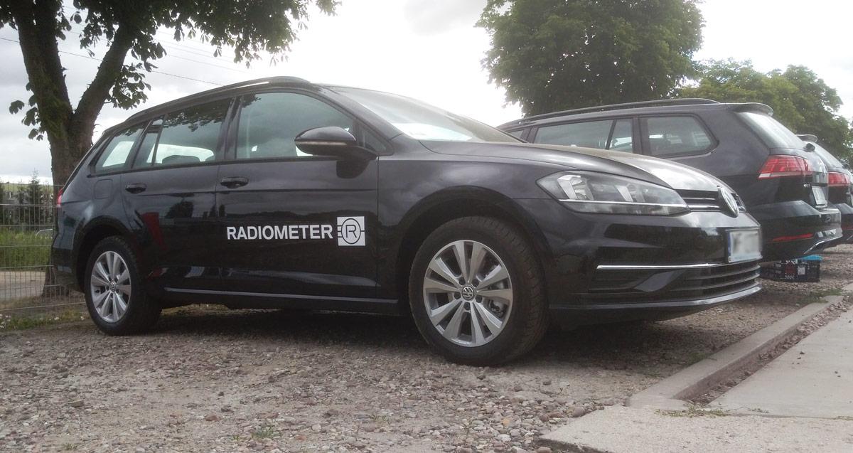 Auto Radiometer Stargard