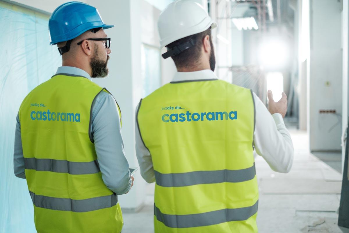 Kamizelki odblaskowe Castorama