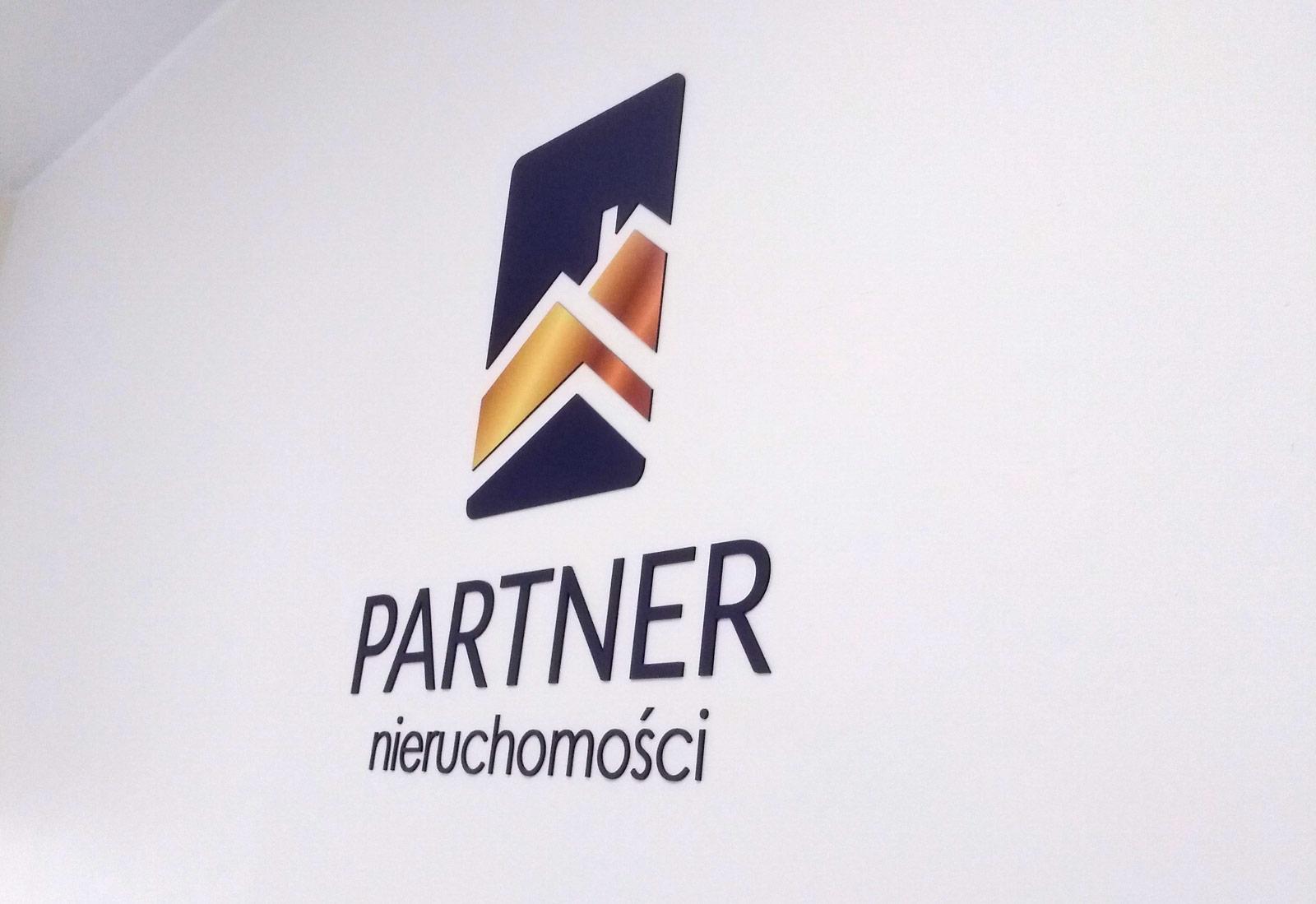 Logo 3D Partner Nieruchomości